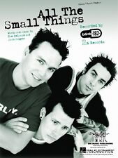 All the Small Things Sheet Music Piano Vocal Blink 182 NEW 000352115