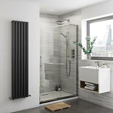 Mode - Glaser Premium Right-Handed Sliding Shower Door with 8mm Glass - 1400mm