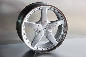 BBS Wolf Racing 8x18 ET38 5x112 2 tlg. Ford Galaxy Passat A6 Sharan NEU Alhambra