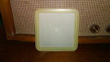 Tupperware Replacement Lid 1315-2 square keeper lid