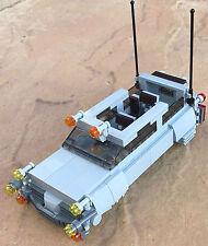 original LEGO NEW PARTS - SMALL ARMOURED CADILLAC MAD MAX CAR CUSTOM my design