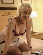 Jane Lynch Glee Signed Authentic 11X14 Photo Autographed PSA/DNA #S33526