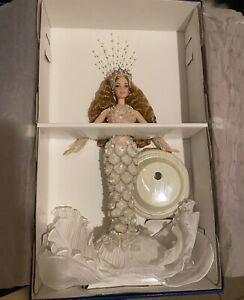 Enchanted Mermaid Barbie Doll Limited Edition 2001 COA *MINT*