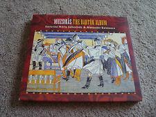 Muzsikas The Bartok Album Marta Sebestyen Alexander Balanescu NM CD Hannibal