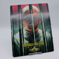SILENCE OF THE LAMBS - Glossy Bluray Steelbook Magnet Cover (NOT LENTICULAR)