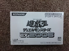 Yu-Gi-Oh Duel Monsters EX 2006 (Japanese Version) for Nintendo GBA