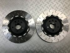 Audi TT RS 8S 2014 onwards FRONT two piece floating brake disc kit