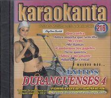 Horoscopos De Durango KPaz Patrulla 81 Duranguenses 4 Karaoke Nuevo Sealed