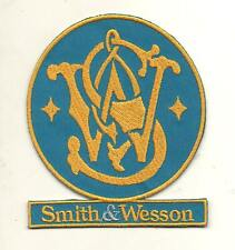 Smith & Wesson Pistol Rifle Firearms Gun P690 Embroidered Iron on Patch Jacket
