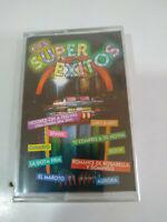 Los Super exitos Techno Spanic Doop Drop Cold - Cinta Tape Cassette Nueva 2T