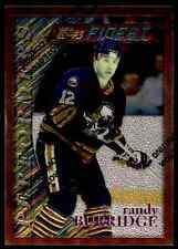 1995-96 Topps Finest Randy Burridge #21
