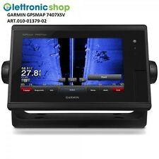GARMIN GPSMAP 7407 XSV ART.010-01379-02 - CHIRP - DOWN VU/SIDE VU - TOUCHSCREEN