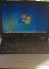 """Fujitsu Amilo M3438G 17"""" Notebook Intel 1,73GHz 2GB 150GB HDD Win 7"""