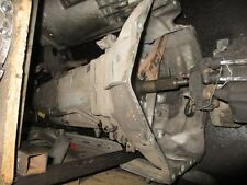 HOLDEN GEN3 VX T56 GEARBOX MANUAL 6 SPEED S/HAND WRECKING COMMODORE SS BERLINA
