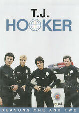 William Shatner T.J.HOOKER Complete Seasons 1 & 2 Set New/Unsealed 5-DVD Reg'n 1