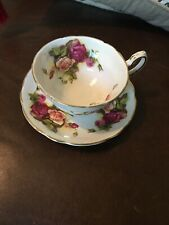 Vintage Teacup Grosvenor Bone China Jackson And Gosling