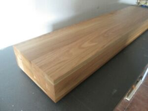 oak stair treads 100mm thick, oiled with premium hardwax-oil