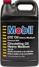 Mobil 1 Gallon Bottle, 20 SAE Grade, Circulating Machine Oil ISO 68