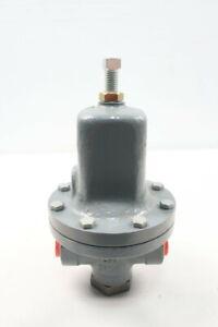 Fisher MR95H Iron Pressure Reducing Regulator 300psi 70-150psi 3/4in