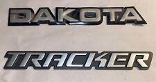 New ListingDodge V8 Dakota Tracker Car Emblem Decal Detailing 10.5 in Long