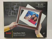 "Kodak EasyShare (D825) 8"" Digital Photo Picture Frame New in open Box"
