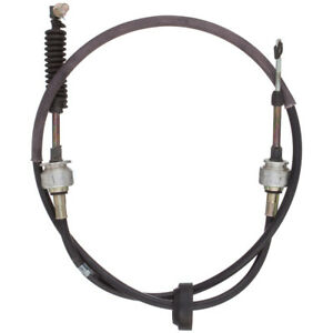 """86-88 Fiero GT Shift Shifter Cable T5 Manual Transmission 62"""" SHIFT UPPER ATP"""