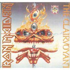 "Iron Maiden 2 Lp Vinyl 12"" ""The Clairvoyant"" - Infinite Dreams EMI"