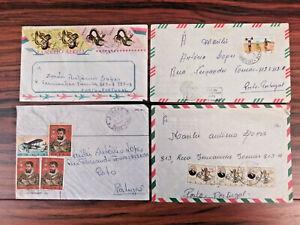 Portugal, Portuguese Guinea 11 covers (more photos)