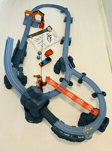 Thomas & Friends Trackmaster Motorized Risky Rails Bridge Drop Complete Tracks