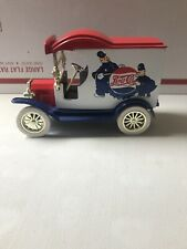 VTG; Gearbox Ltd. Pepsi-Cola 1912 Ford Model-T Delivery Car Coin Bank 1:43 Scale