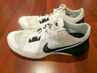 Nike FS Lite TR Mens Athletic Running Training Shoes Sneaker White Black Size 11