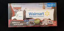 Disney Pixar Cars 2 • Wally Hauler • 2011 Walmart Exclusive Mattel