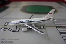 Gemini Jets Aeroflot Airbus A310 in Old Color Diecast Model 1:400