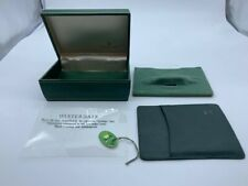 VINTAGE GENUINE ROLEX OYSTERDATE 6694watch box case Tag 0907005m