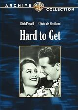 HARD TO GET - (B&W) (1938 Dick Powell) Region Free DVD - Sealed