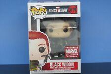Funko Pop! Marvel Black Widow Bobble Head Collector Corps Exclusive 619