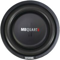 "MB QUART(R) DS1-204 MB Quart(R) Discus Series 400-Watt Shallow Subwoofer (8"")"