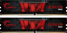 G.SKILL Aegis 16GB DDR4-3200 Arbeitsspeicher RAM (F4-3200C16D-16GIS) 2x 8GB