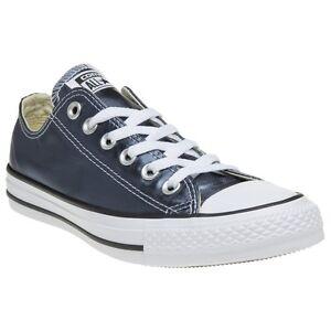 Converse UNISEX Blue Fir CTAS All Star OX Sneakers shoes   ~