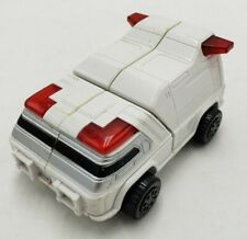 Power Rangers Turbo Pink Double Morphing White Megazord Piece Has Wear