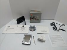 Palm One Tungsten E2 Organizer Palm Pilot Pda Case Stylus Usb Charger Tested