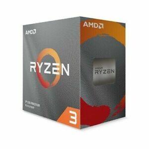 [AMD] Ryzen 3 3100 4Core 8Thread 3.6GHz 7nm DDR4 65W CPU Processor