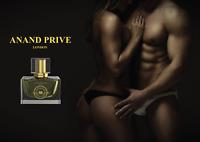 Anand Prive Amber Black Unisex  Eau De Parfum 50ml Natural Spray with free 5ml R