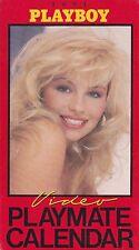 1991 Playboy Video Playmate Calendar VHS Erika Eleniak Pamela Anderson