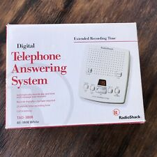 Digital Answering Machine Radio Shack