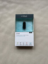 Fitbit One Wireless Activity Plus Sleep Tracker Black - Nib - Factory Sealed