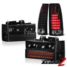 Smoke Bumper L.E.D Signal Corner Headlights Tail Lamps 94-98 Suburban 1500 2500
