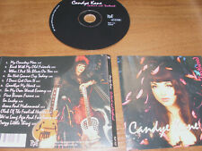 "CANDYE KANE "" GUITAR'D AND FEATHERED "" 2007  CD !"