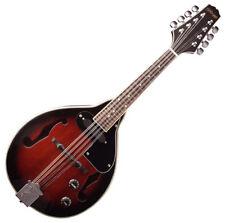 Stagg M-50 E Bluegrass E-mandoline - Redburst