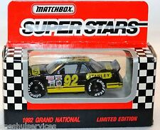 Vintage 1992 Hut Stricklin 92 Stanley Tools 1:64 Matchbox Chevy Lumina Diecast
